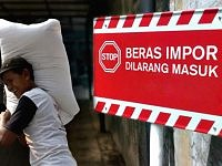 Tiga Daerah Menolak Impor Beras