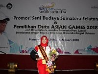 Mahasiswa AP FIP UNM Terpilih Jadi Duta Wisata Asian Games 2018