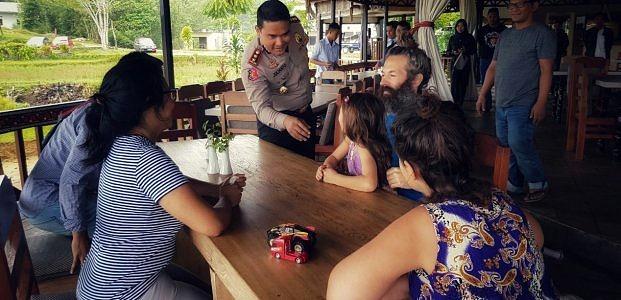 Akhirnya Gadis Cilik Argentina Ditemukan, Hari Ini Ada Di Makassar