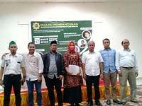 Perempuan Pertama, Patmawati Terpilih Ketua Kahmi Takalar
