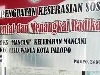 Dinas Sosial Palopo, Ajak Warga Tangkal Radikalisme Dan Revolusi Mental