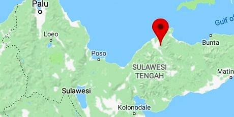 Gempa Bumi 5 Skala Richter Di Tojo Una-Una Tak Potensi Tsunami