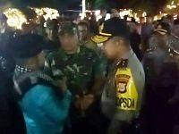 Pangdam-Kapolda Laporkan Kamtibmas ke Gubernur