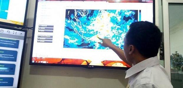 Potensi Hujan Lebat Meningkat, Waspada Banjir Dan Longsor 7 – 10 Maret 2018