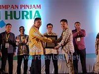 Ramah Tamah Dalam Rangka RAT Ke-15 KSP Bakti Huria Di Makassar