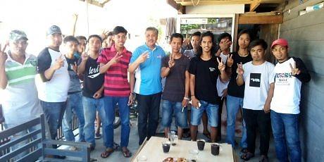 Deklarasi Team Pemuda Vactory WALI (Iwan-Alimin) Siap Menang Di Pilkada Pinrang