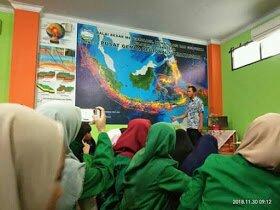 Mahasiswa Pendidikan Fisika UIN Alauddin Makassar Melakukan Kunjungan ke BBMKG Wilayah IV